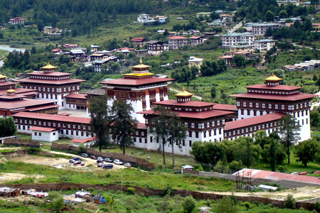 5 Day Glimpses of Bhutan