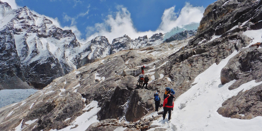 Peak Climbing in Sikkim