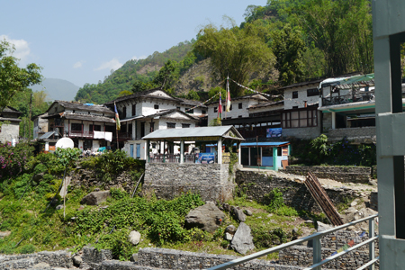 Bhutan Lodge Based Trekking